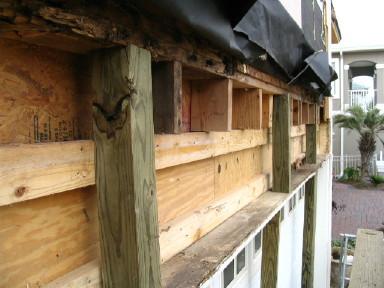 Stucco Repair St. Augustine